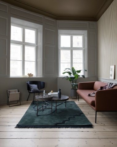 Marble table - Ferm Living