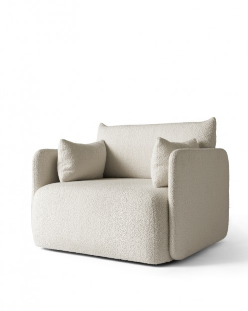 Offset sofa - 1 plaza
