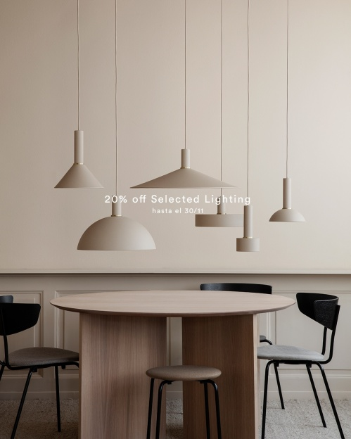 20% off selected lighting Ferm Living